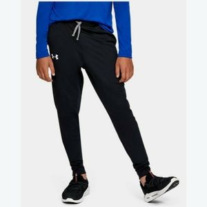 Under Armour Woven Warm Up Pants - Boy's